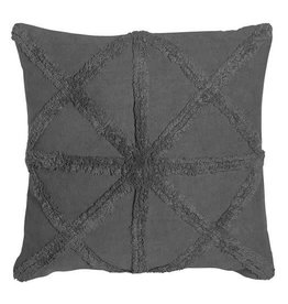 Fiona Cushion Charcoal