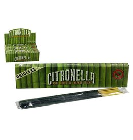 SOI Anti Mosquito Citronella Incense