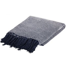 Marley Throw Indigo