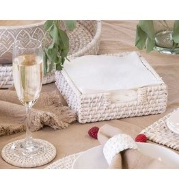 Pacifica Rattan Napkin Holder