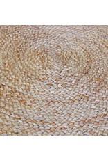 Dune Rug 120cm Round Natural