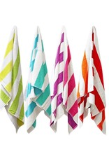 Large Cotton Reversible Beach Towel 76 x 152cm