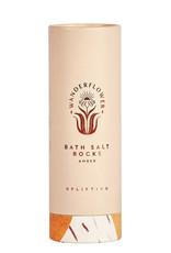 BATH SALT ROCKS - AMBER