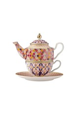 MW T&C KASBAH TEA FOR 1 W INF 380ML ROSE