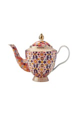 MW T&C KASBAH TEAPOT W INF 500ML ROSE