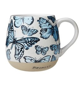 Robert Gordon David Bromley Gift Boxed Butterfly Hug Mug