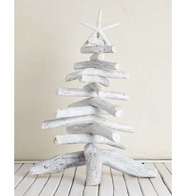 White Driftwood Tree  40CM