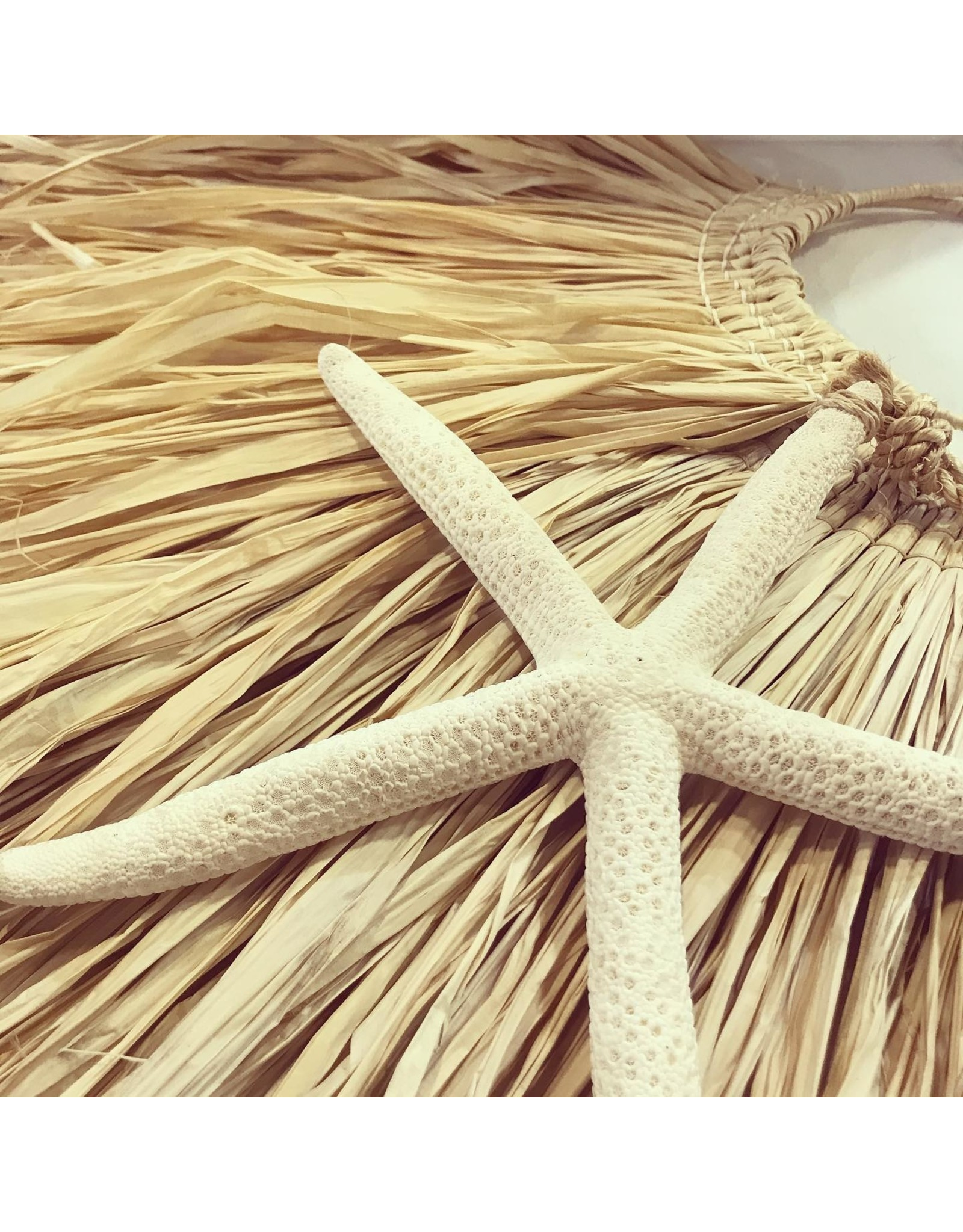 Biarritz Raffia Bangle