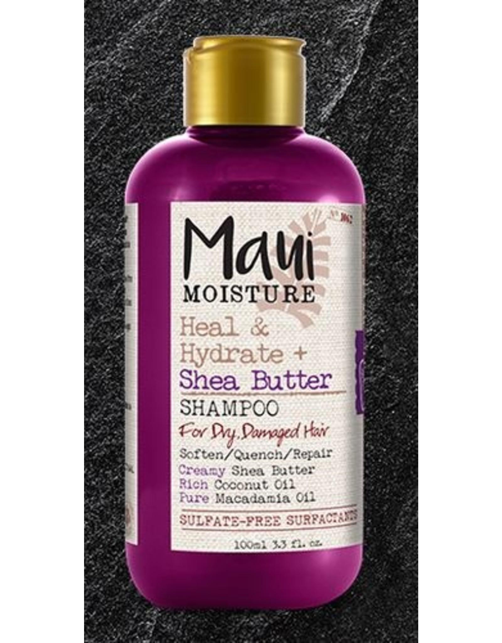 Maui Moisture 100ml Shampoo Vegan Friendly