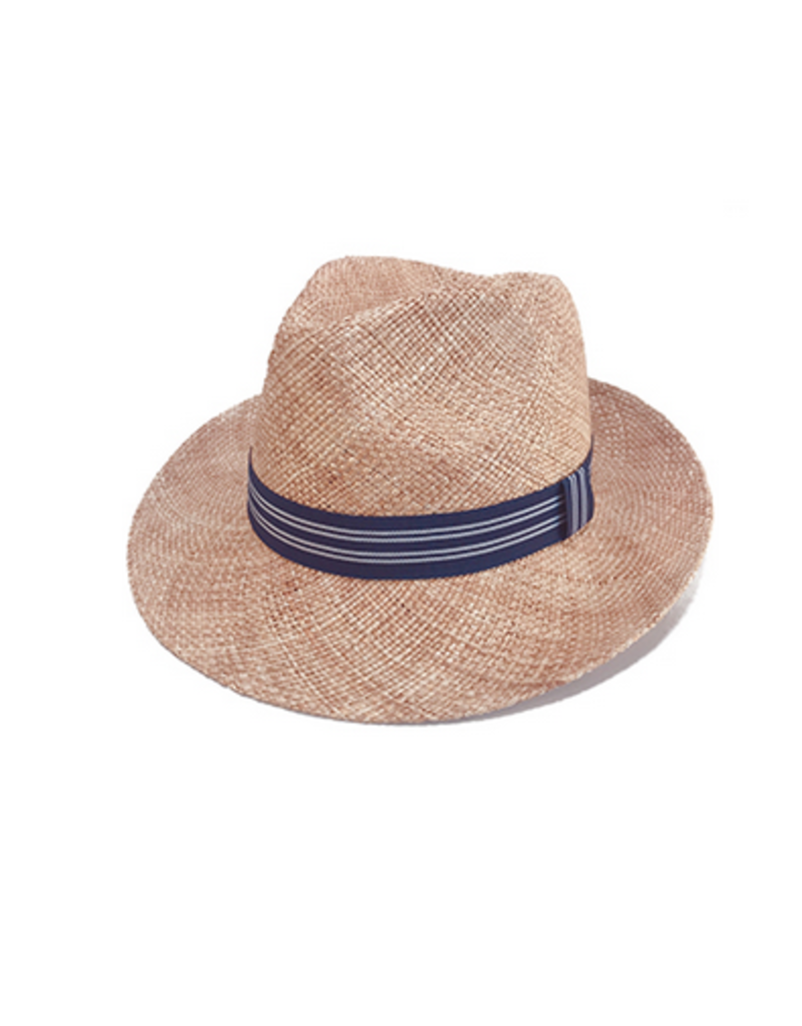 Mens Hand Weave Natural Straw Hat