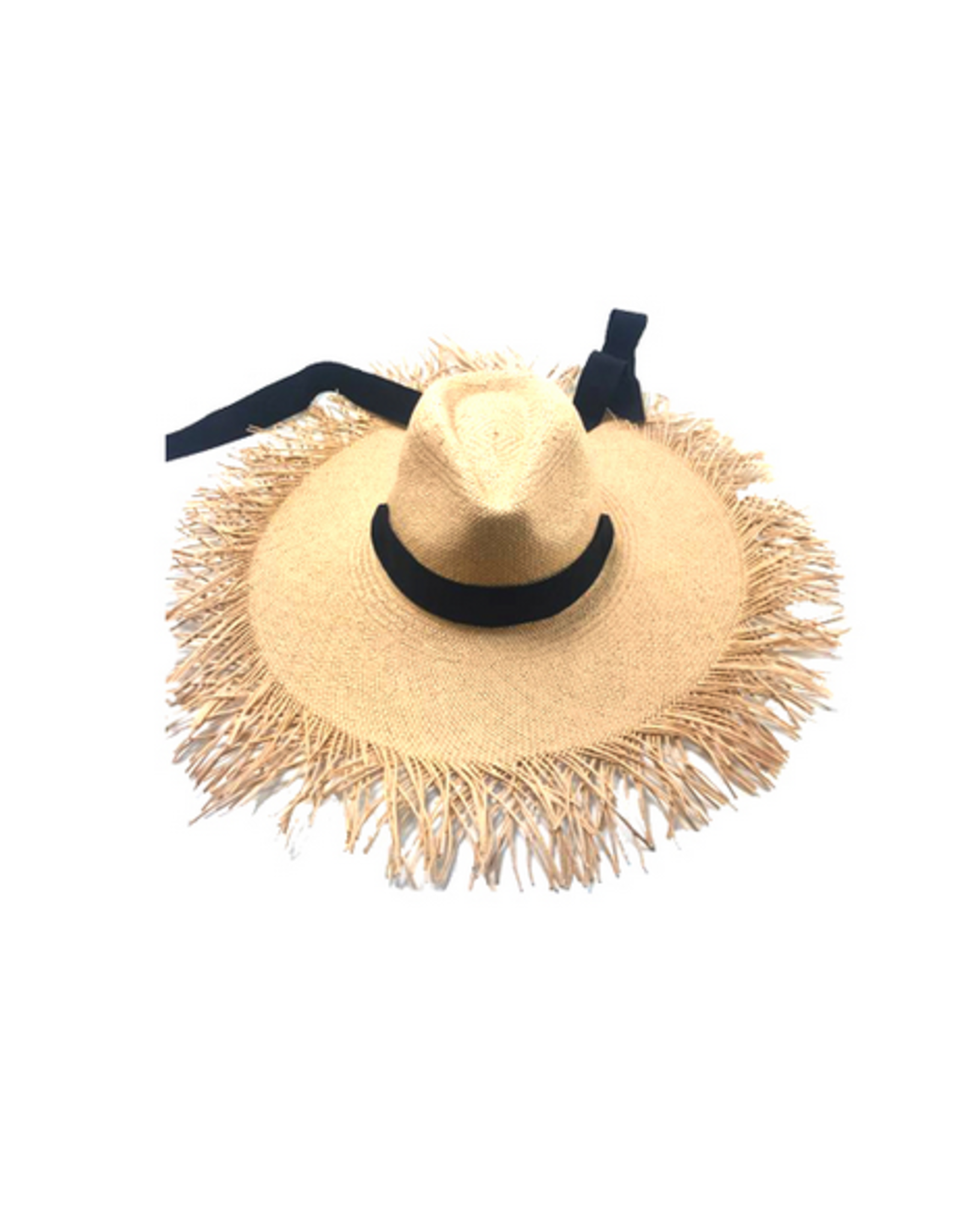 Womens Paper Straw Hat