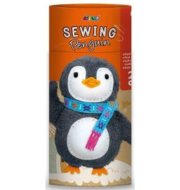 Avenir Penguin Sewing Doll