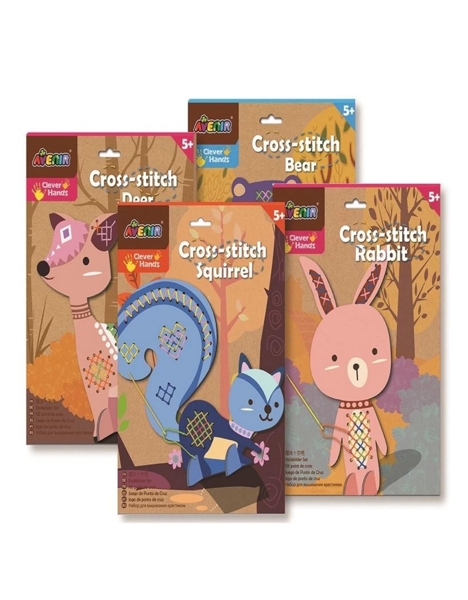 Avenir Cross Stitch Kits