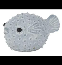 Bobbles Fish Cement Sculpture