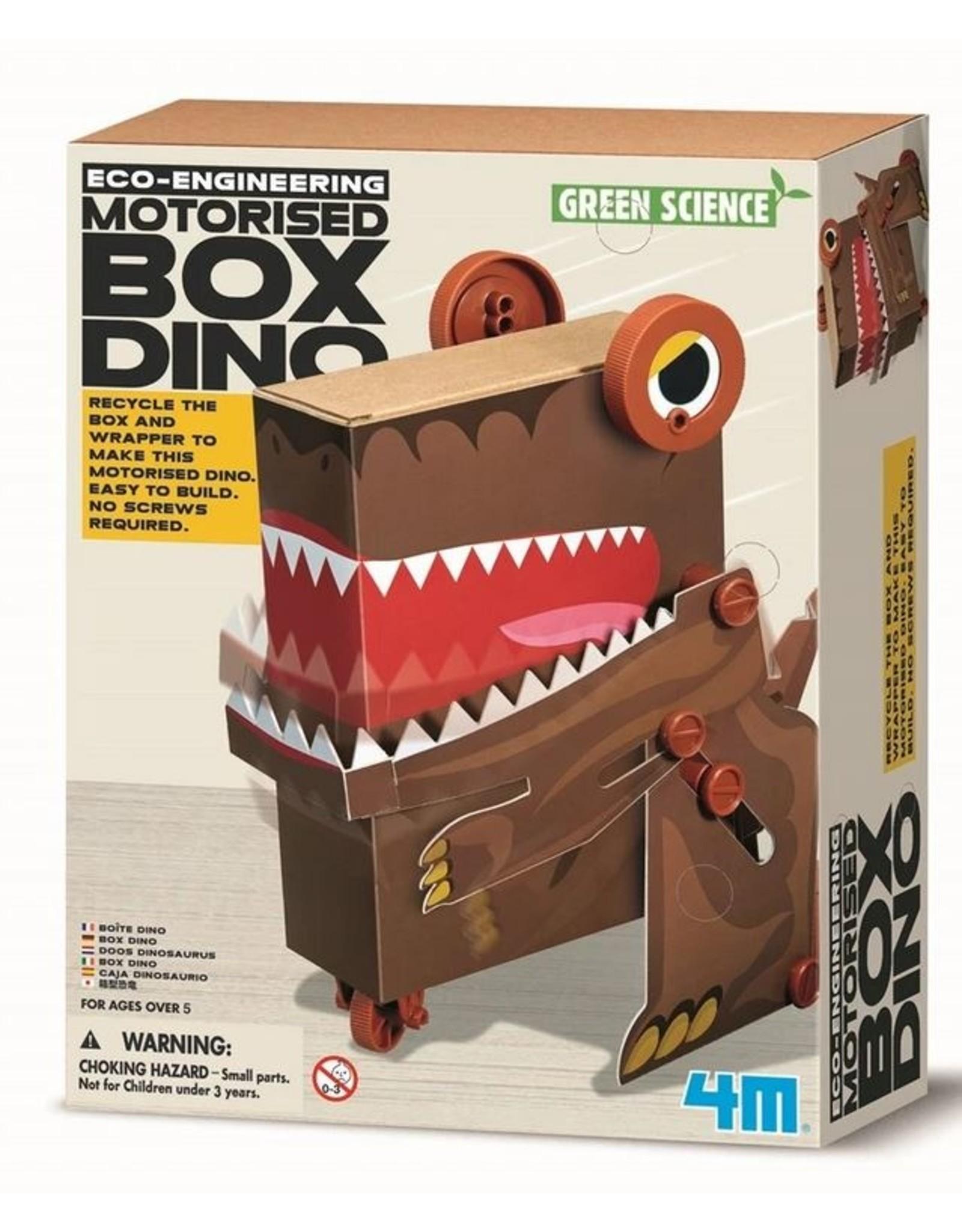 4M BOX DINO - GREEN SCIENCE