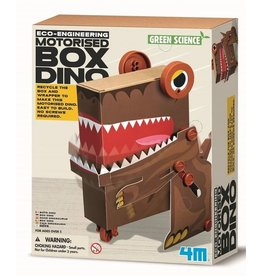 4M Box Dino - Green Science