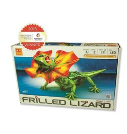 Johnco Frill Lizard Robot