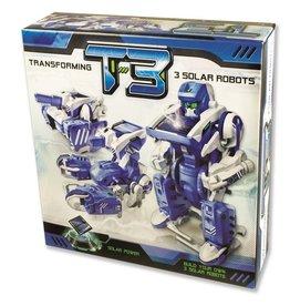 Johnco T3 Transforming Robot
