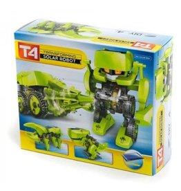 Johnco T4 Transforming Solar Robot