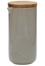 Ecology Mineral Oil/Vinegar Stoneware Bottle 250ml
