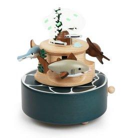 Wooderful Life Deep Sea Roaming Music Box
