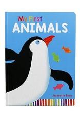 Jr - Animals Cased Board Book