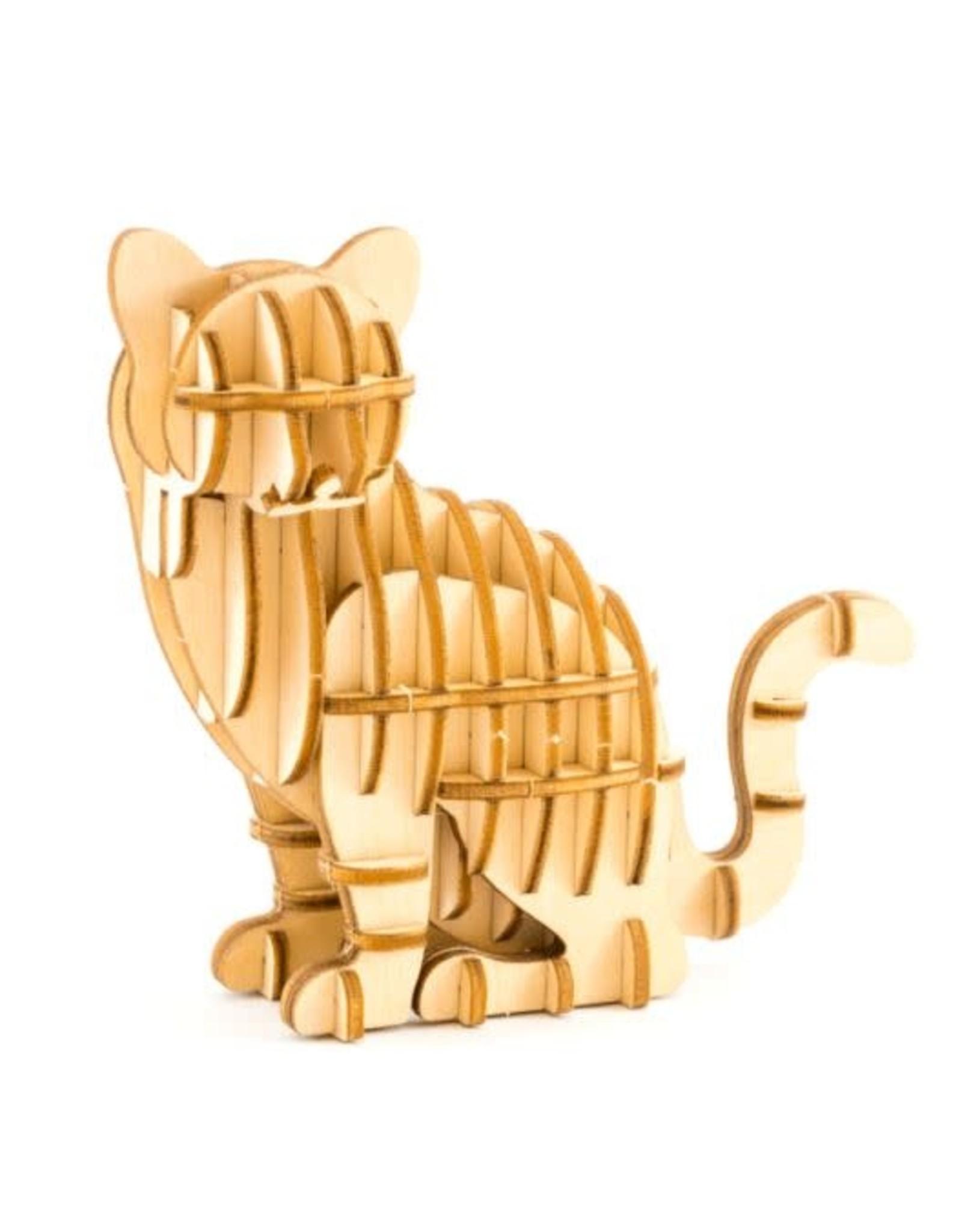 Ki-Gu-Mi Ki-Gu-Mi Wooden 3D Puzzles