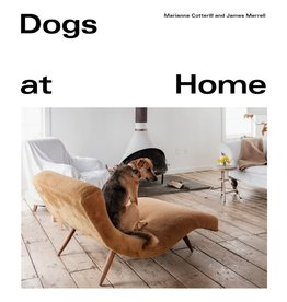 Dogs At Home By Marianne Cotterill