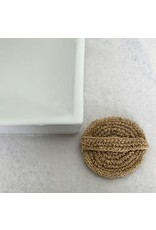 Hemp Crocheted Hand Scrubby