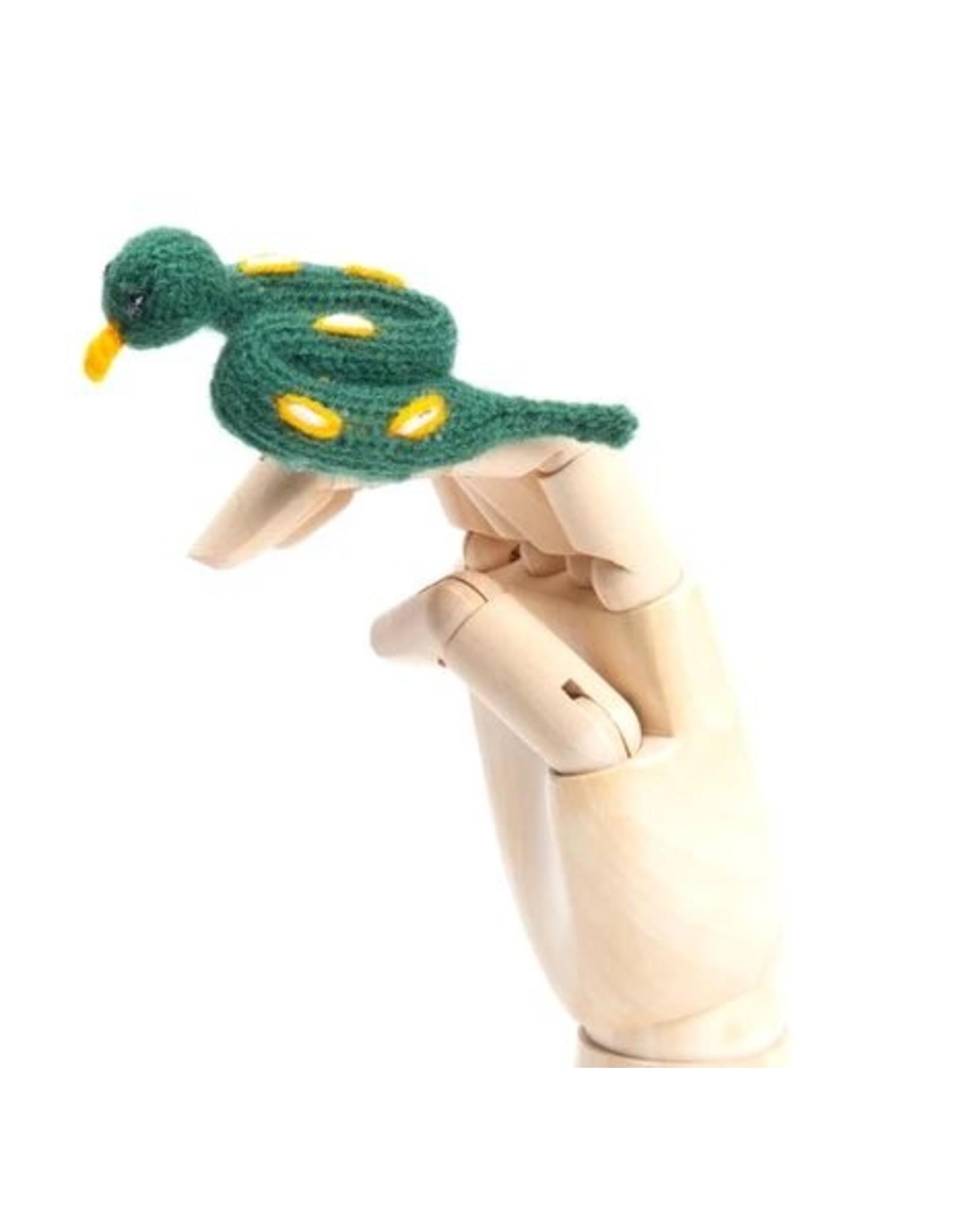 Fair Go Finger Puppet
