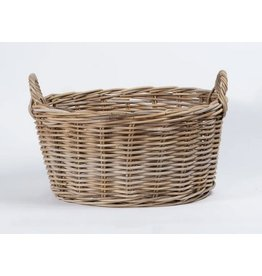 Rattan Kubu Laundry Washing Basket