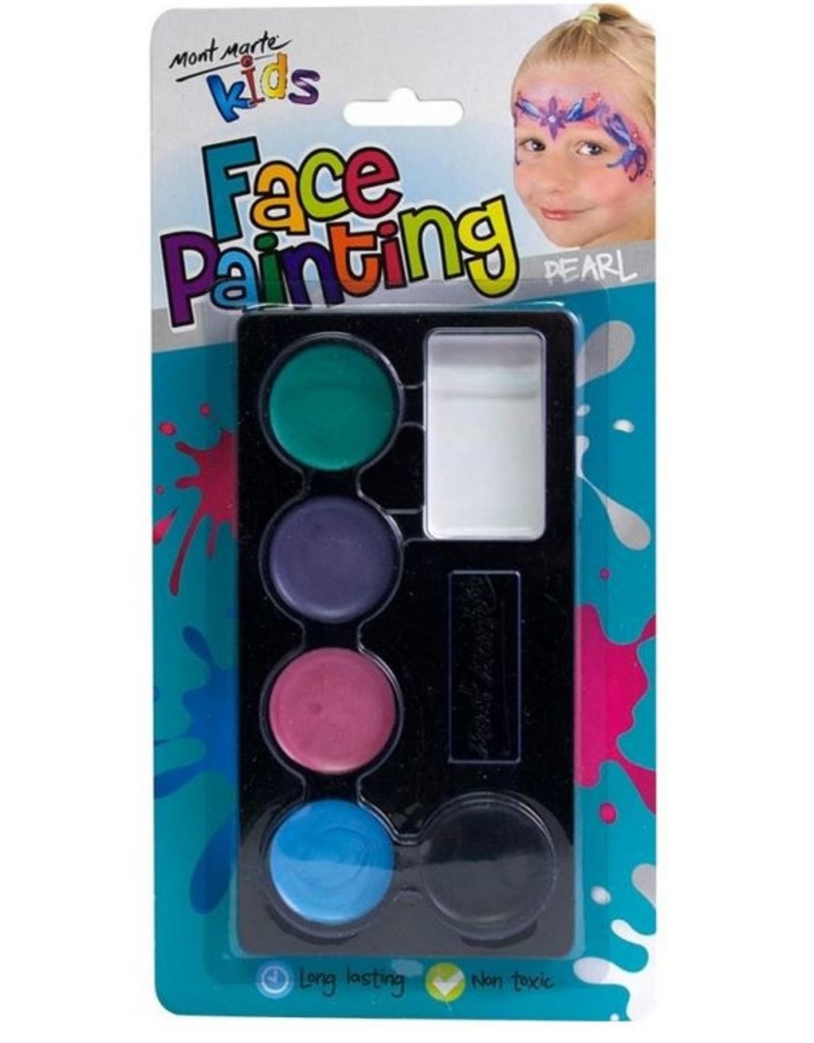 Mont Marte Kids Face Painting Set