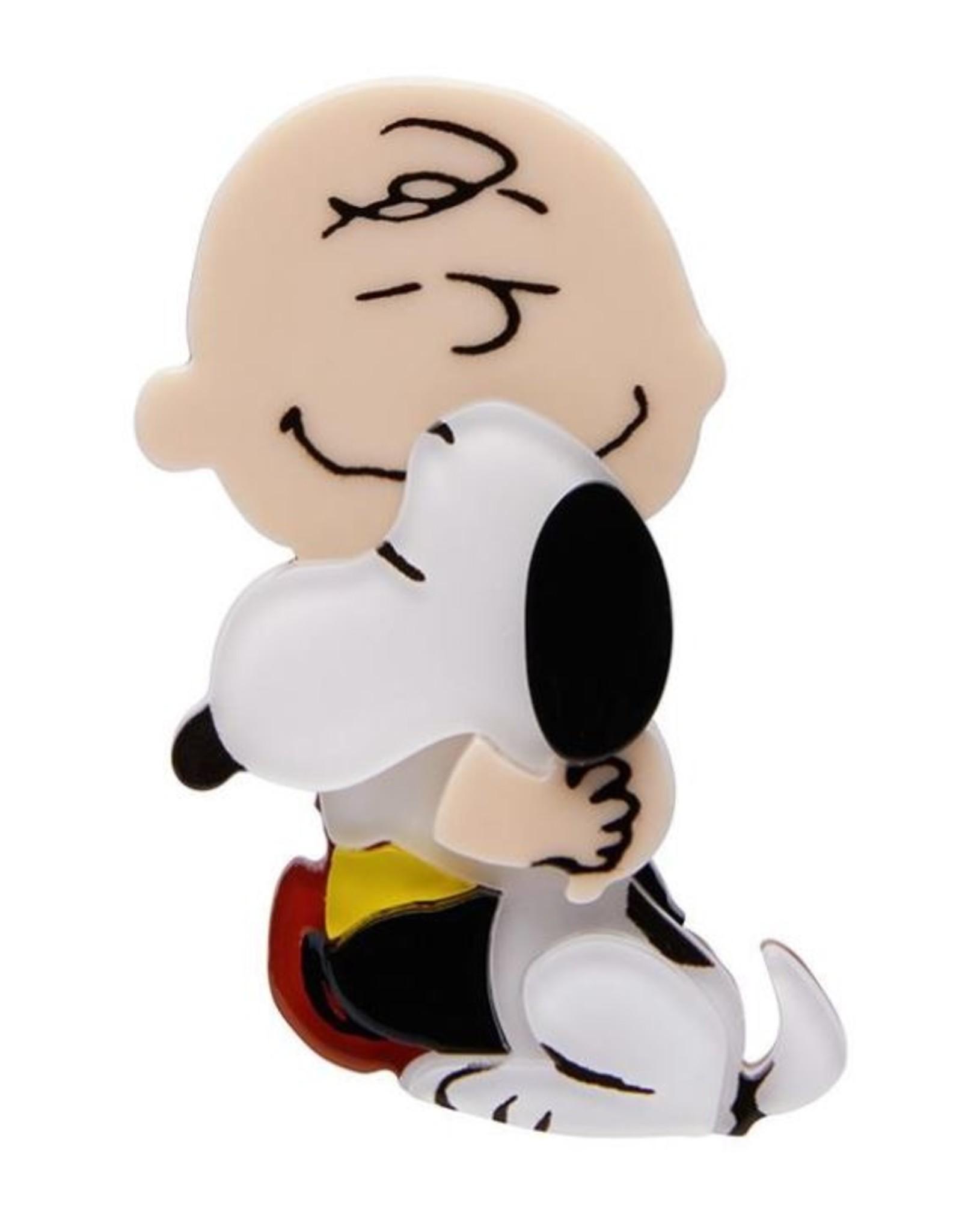 Erstwilder Erstwilder Peanuts Brooch Range The Round Headed Kid