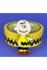 Erstwilder Erstwilder Peanuts Brooch Range Charlie Brown