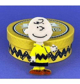 Erstwilder Charlie Brown Brooch