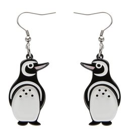 Erstwilder Northside Wanderer Penguin Earrings