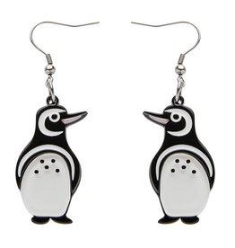 Northside Wanderer Penguin Earrings