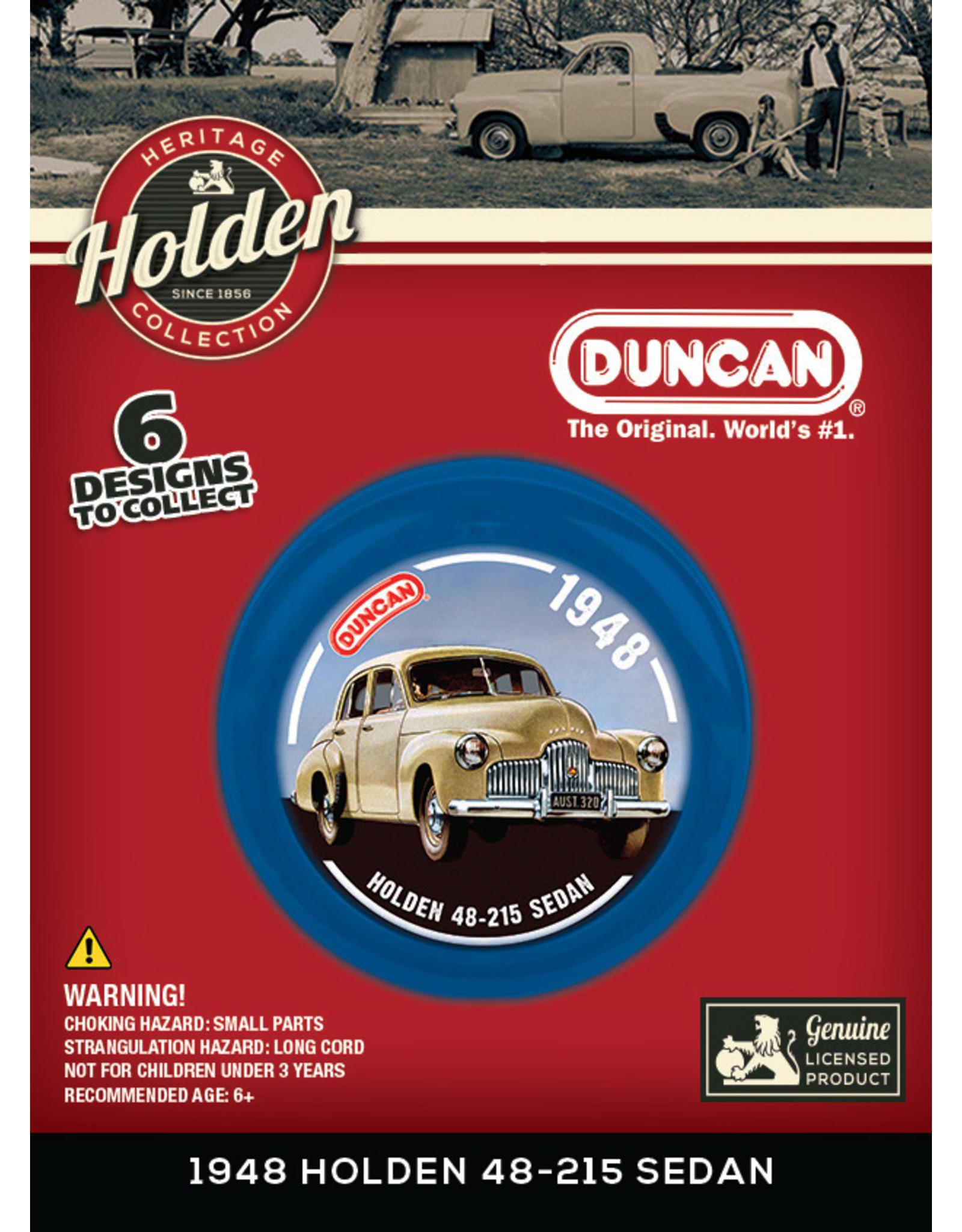 Duncan Duncan Heritage Holden Yo Yo Collection