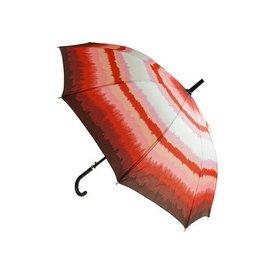 Red Watercolour Umbrella