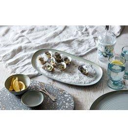 Amalfi Lorne Reactive Glazed Stoneware Cesious Blue