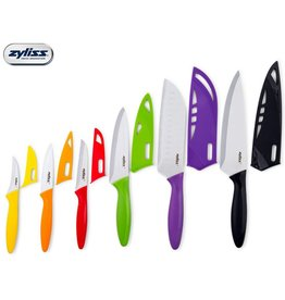 Zyliss 6 Piece Stainless Steel Knife Set