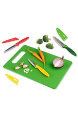 Zyliss 4pc Chopping Board and Knife Set
