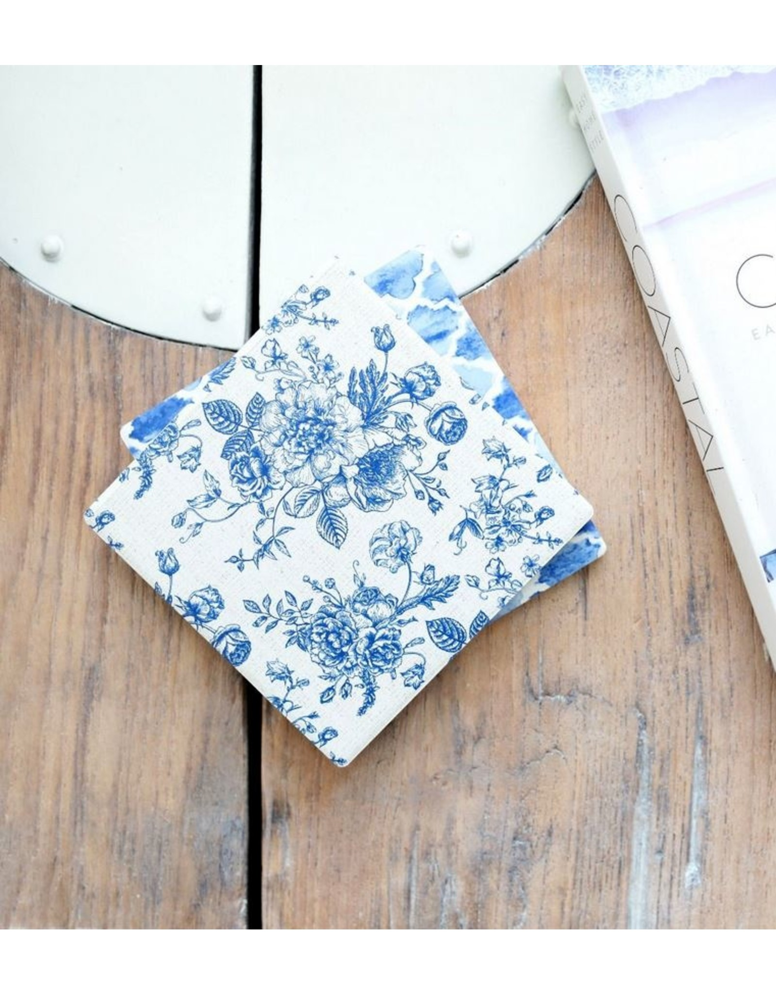 Soph Hamptons Ceramic Coaster