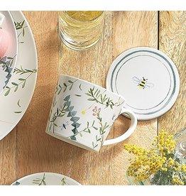 Ecology Greenhouse Mug & Coaster