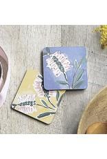 Ecology Kallista Cork Backed Set of Coasters