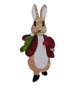 Erstwilder Benjamin Bunny Brooch