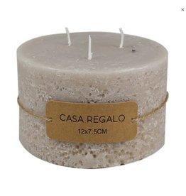 Casa Regalo Earth Pillar Candle
