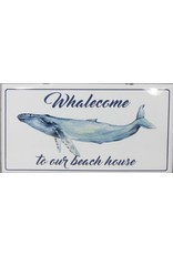 Tin whale Sign