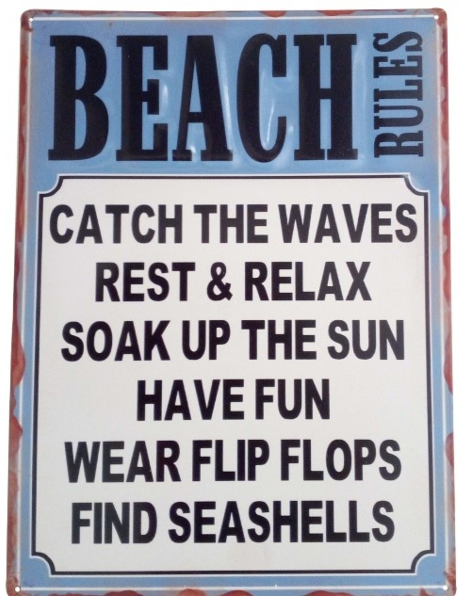 Beach House Signs