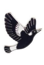 Erstwilder Mr. Magpie Enamel Pin